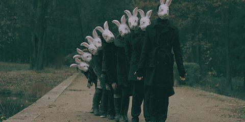 bunnies-bunny-mask-line-lovely-mask-favim-com-135033
