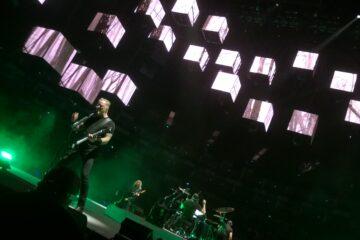 Metallica - 22.10.2017, Londyn