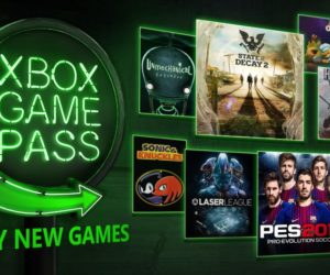 Xbox Game Pass maj 2018 live State of Decay 2