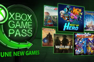 Xbox Game Pass czerwiec 2018 live Next Up Hero
