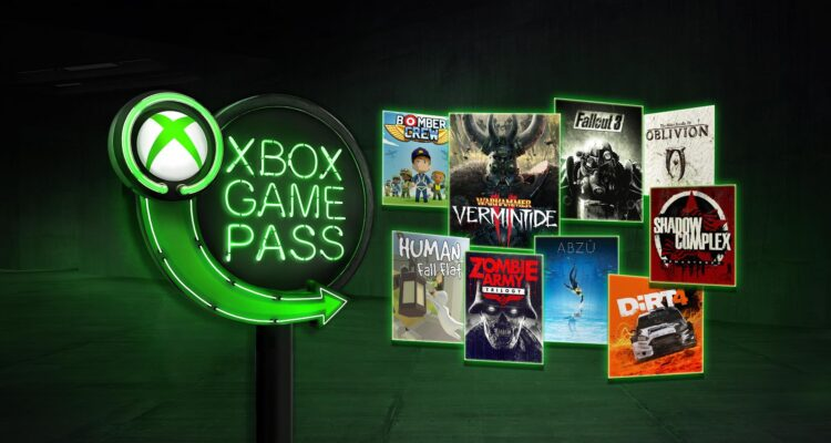 Xbox Game Pass lipiec 2018 Live
