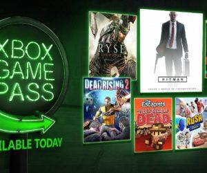 Xbox Game Pass sierpień