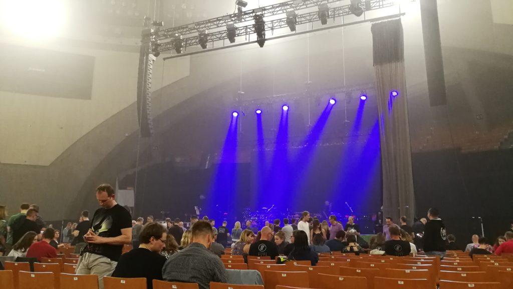 Steven Wilson Wrocław Hala Stulecia 2018