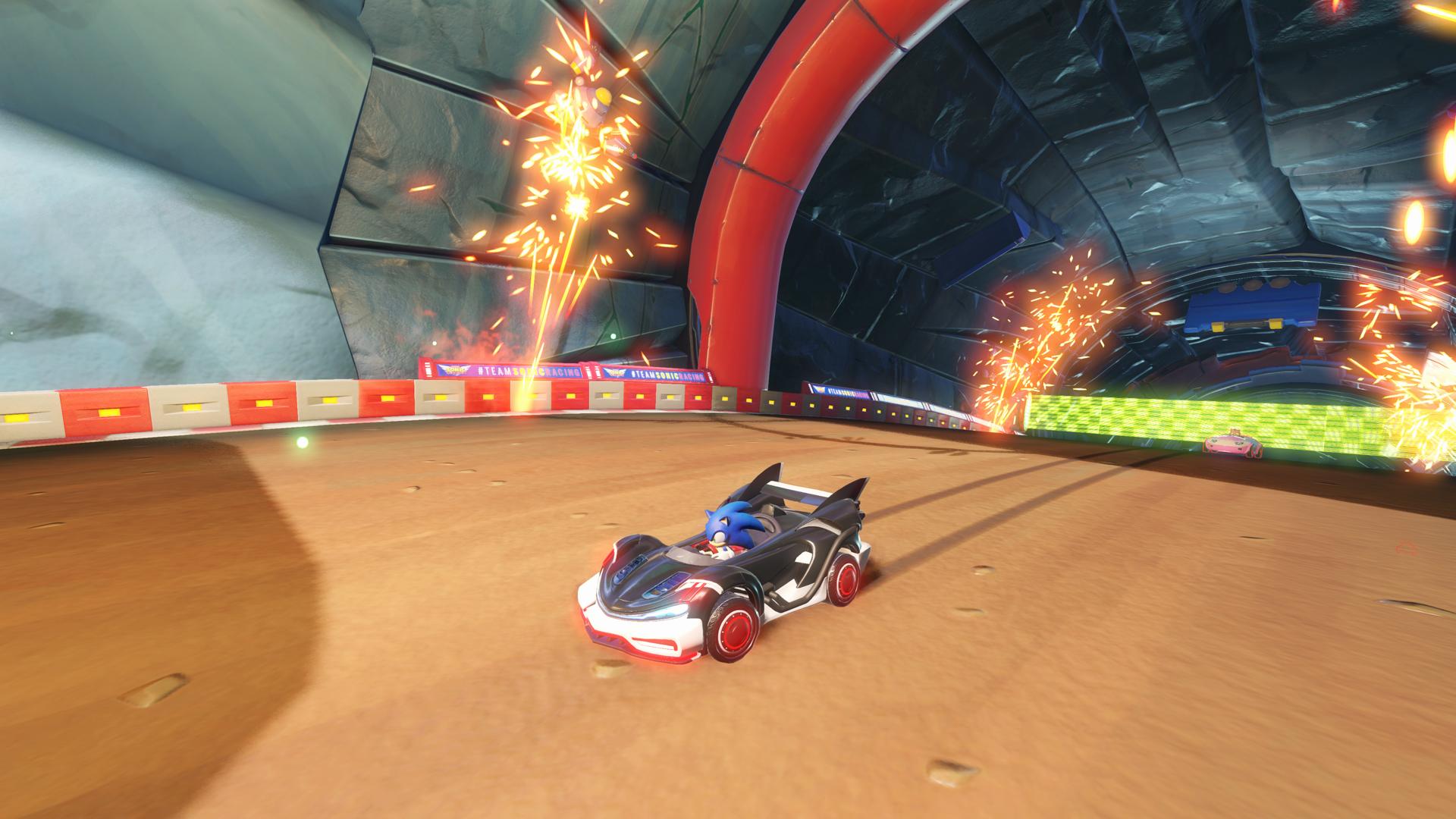 Team Sonic Racing recenzja