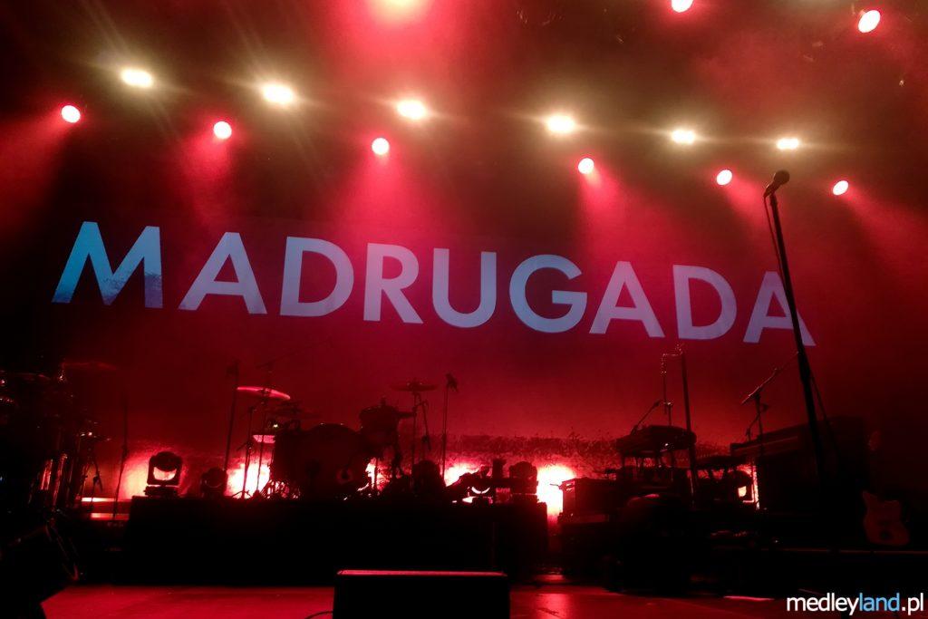 Madrugada - Columbiahalle - Berlin, 20.04.2019