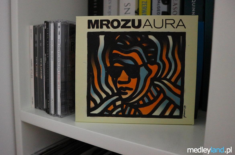 Mrozu - Aura CD 2019